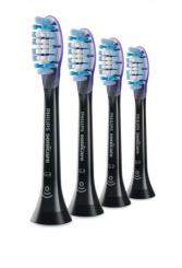 Sonicare Premium GumCare Standard Sonic fogkefefej, fekete, 4DB kép