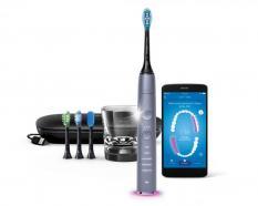 Sonicare DiamondClean Smart szónikus elektromos fogkefe alkalmazással, szürke kép